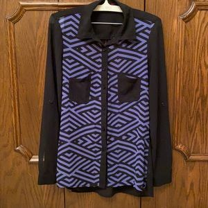 Cool Material Girl blouse size XS